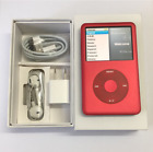 New Apple iPod Classic 7th Generation Red 80G/120G/160G/256G/512G/1TB sealed
