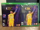 NBA 2K21 Mamba Forever Edition -  PS5 (Sold Out) - Xbox Series X Available - NEW