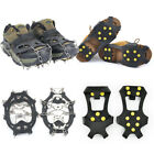 Traction-Cleats-Ice-Winter-Snow-Grips-1019-Spikes-Walking-Climbing-Hiking-USA