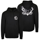 Vans Off The Wall Men's Black Panther Pullover Hoodie S10
