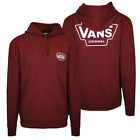 Vans Off The Wall Men's Maroon Classic Pullover Hoodie S09