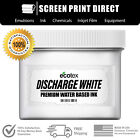 Внешний вид - Ecotex® Discharge White Water Based Ink for Screen Printing- All Sizes Gal Qt Pt
