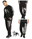 Amstaff Men Sweatpants Joggers Size S TO 3XL