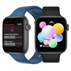 SMARTWATCH OROLOGIO CARDIOFREQUENZIMETRO BLUETOOTH ANDROID IOS FITNESS NEW 2021