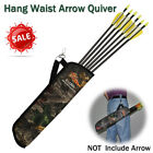 Quiver Bag Arrow Holder Easy Carry for Archery Hunting Shootng Outdoor Foldable