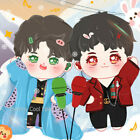 Pre Wangyibo YIBO      Xiaozhan    2021 New Year's Party Doll Toy Plush Clothes