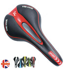 Bike Seat Bicycle MTB Saddle Road Mountain Sports Soft Cushion Gel Pad Seat <br/> FREE DELIVERY✅UK SELLER✅FAST SHIPPING✅