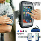 Portable Sport Running ArmBand Ventilation Case For Cell Phone Holder Zipper Bag