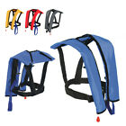 Manual Swimming Wear Safety Swimsuit Inflatable Life Vest Water Sport Jacket