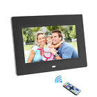 7 Inch HD Digital Photo Frame Electronic Album Picture Display Video Tool Utilit