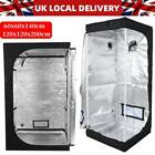 600D Grow Light Tent Kit Indoor Plant Light Hydroponic Grow Tent Room Plant Box