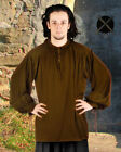 Men's Costume movie vintage pirate David Herriot Shirt, High quality handcrafted