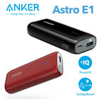 Anker Astro E1 Portable Power Bank Backup External Battery Charger 5200 -6700mAh