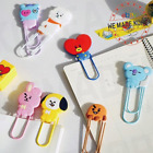 BT21 Character Big Clip Ver.2 School Stationery Official K-POP Authentic Goods