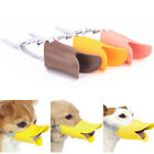 Dog Muzzles Adjustable Silicone Duck Mouth Pets Bark Stop Anti-bite Puppy