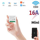 Wifi Mini Smart Switch 2 Way Control Home Module for Alexa Google Assistant N7D0