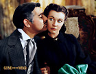 Gone With The Wind (1939) 8.5x11 Glossy Promo Photograph Clark Gable Romance MGM