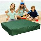 Outdoor Sandpit Cover w/Drawstring Waterproof Sandbox Cover for Home Garden Pool