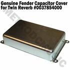 Capacitor Cover for Twin Reverb Genuine Fender 0037854000 Can NEW FREE SHIPPING