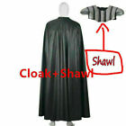 Darth Vader cape and shawl Cosplay Costume//