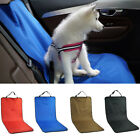 Waterproof Oxford Fabric Pet Dog Puppy Car Seat Protector Cover Cushion Utility