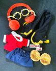 Unknown Mystic Messenger 707 Ray Plush Doll Clothes Clothing Outfits Cosplay