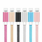 Lightning Cable for Apple iPhone or iPad . 3 Metres long. Nylon...
