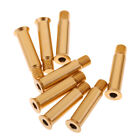 8pcs Roller Skates Shoes Single Face Spikes Nail Axle Screws 34mm