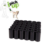 DOGGY POO Poop BAGS EXTRA STRONG Scented  Dog Puppy Waste Easy Tie Scooper