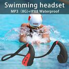 Wireless Bluetooth 5.0 Earphones Outdoor Conduction Headset Swimming Painless