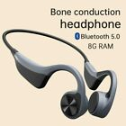 Bluetooth Headphone Wireless Conduction Headset AI Control MP3 with 8G Memory