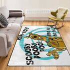 Scooby Doo Quoted Area Rugs For Living room│Kids room│Comfortable Carpet