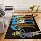ScoobyDoo Science Machine Area Rugs For Living room│Kids room│Comfortable Carpet