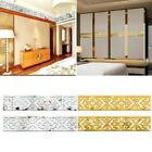 Decoration Wall Sticker Gold/silver Home Living Room Modern Room Brand New
