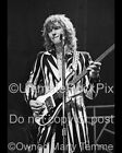 CHRIS SQUIRE PHOTO YES Concert Photo in 1978 by Marty Temme WHITE RICKENBACKER