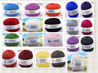 Cashmere 95% 3ply knitting wool yarn 400MTRS 20 Colors