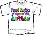 T-shirt - Autism Awareness PROUD BROTHER