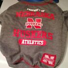 Nebraska Cornhuskers NCAA dog pet Tee Shirt  (all sizes)