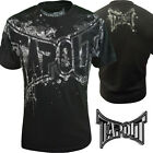 Mens Tapout Tee UFC MMA Just Another Day Cage Fighter T shirt black New
