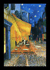 VAN GOGH CAFE TERRACE PAINTING Canvas Art Print