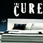 THE CURE LARGE WALL MURAL ART STICKER DECAL IN CUT MATT VINYL