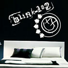 LARGE BLINK 182  BEDROOM WALL MURAL GIANT ART STICKER DECAL MATT VINYL TRANSFER