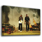 BAD BOYS FILM WILL SMITH - GICLEE CANVAS ART Choose your size