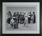 Ben Hogan 1940 at Pinehurst Framed Golf Photo 11x14 OR 16x20
