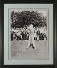 Gary Player Classic Swing Framed Golf Photo 11x14 OR 16x20 The Masters