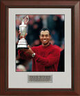 Tiger Woods 2000 British Open Trophy at St. Andrews Framed Photo 11x14 or 16x20