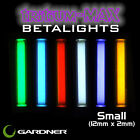 Gardner Tackle NEW Tritium Max Small Betalights Isotope *12mm x 2mm*