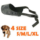 Safety Black Small Medium Large Extra Large Dog Muzzle Muzzel Adjustable