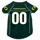 Oregon Ducks NCAA Licensed pet dog jersey (all sizes)