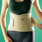 "Oppo 2264 9"" Sacro Lumbar / Low Back Support / Brace Sm to XXXL avail"